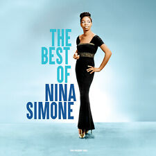 NINA SIMONE The Best of BLUE VINYL LP NEW + SEALED