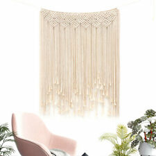 Macrame Wall Hanging Tapestry Woven Handmade BOHO Living Room Home Decor