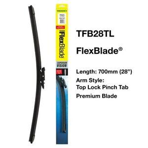 Tridon  FLEXBLADE WIPER BLADE ASSY TL PIN TAB 700MM 28IN   TFB28TL  (1)