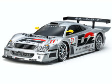 47437 Tamiya |Mercedes Benz CLK-GTR 1/10th (TL-01E) FAST CHARGE DEAL w/BEARINGS