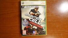 1734 Xbox 360 Tom Clancy's Splinter Cell Conviction