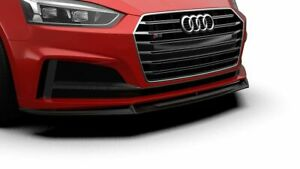 P-Performance Front ABS Spoiler Lip Valance For AUDI A5 S5 2016-2020