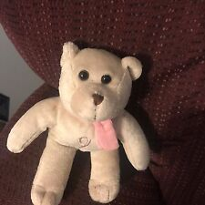 Avon Breast Cancer Crusade Bear Ourson Campagne Rosie Teddy Bear Plush Doll