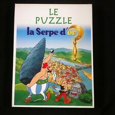 ASTERIX : LA SERPE D'OR - JEU LE PUZZLE