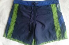 DIESEL Swim Shorts,Size M,Navy Blue,Men's