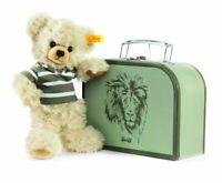 Steiff Lenni Teddy Bear in Suitcase Blond