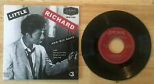 RARE FRENCH EP LITTLE RICHARD LUCILLE