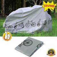 Universal Waterproof Bicycle Bike Cycle Cover Outdoor Resistant-Weather
