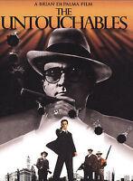 THEUNTOUCHABLES DVD movie special addition Widescreen de Niro Costner conry mob