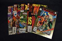 Ravage Comic Books 7 Lot 1 9 10 11 13 14 16 VF NM