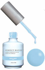 LeChat Perfect Match Gel & Lacquer Rock Candy - .5oz - PMS115