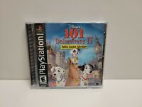 Disney's 101 Dalmatians II: Patch's London Adventure (PlayStation 1) PS1 CIB
