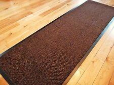 Hallway Rubber Back Non Slip Rug Barrier Door Mat Carpet Runner