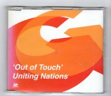 (IB144) Uniting Nations, Out Of Touch - 2004 DJ CD