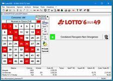 Programma gioco Lotto 6aus49 (lotto tedesco)