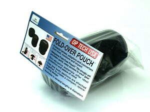 OP Tech USA Lens Case Pouch in Packet. Genuine Quality Product. 3x6 inch size
