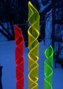 Sonnenfänger Spirale 30cm Suncatcher Sonnenscheibe Mobile