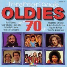Internationale Oldies der 70er (14 tracks) Oliver Onions, Rubettes, First.. [CD]
