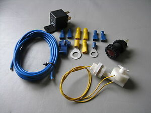 Water Level Control system & panel light for HHO hydrogen Kits. UK Support