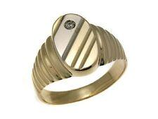 ANELLO ORO 18 kt anelli uomo fidanzamento pietre 279