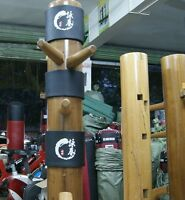 Wing Chun Ip Man Wooden dummy Head Protect Pads  3 Pieces(2 large and 1 small)