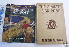 Hardy Boys #15, Sinister Sign Post, DJ