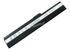 Generic Battery for ASUS A52F A52J A62 K52DE K52DR K52F K52JR P62 X52DE X52F