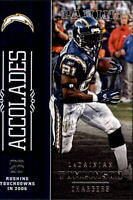 2016 Panini Football Insert/Parallel Singles (Pick Your Cards)