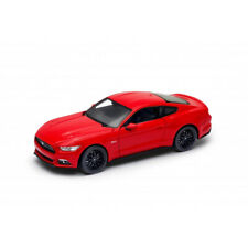 Welly 24062 Ford Mustang GT rot 2015 Maßstab 1:24-27 Modellauto NEU! °