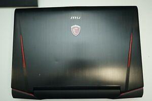 """MSI GT80S 6QD Titan 18.4"""" i7 6700HQ/2x GTX 970M SLI/16GB RAM/512GB SSD/Mech KB"""