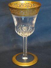 Saint - Louis Weinglas Thistle  signiert
