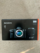 New! Sony Alpha A7II Mirrorless Digital Camera with Sony 28-70mm Lens - Black