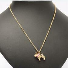 Kate Spade New York How Charming Scottie Dog Pendant Necklace