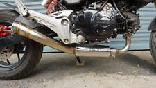 ZoOM Exhaust Honda GROM 125 MSX SF 2013-2019 Full System The Brute Low Mount NEW