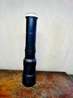 "Large 14"" Long Spiratone Telephoto Lens 1:6.3 F=400mm No. 54426 Japan"