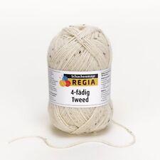 Tweed Classic 4-fädig de Schachenmayr regia | color 00002 | 50 G/aprox. 200 M de lana