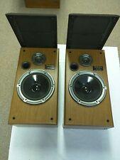 Technics SB-CR33 2-Way Vintage Speaker System (Pair)