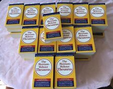 The Merriam-Webster Thesaurus (2005, Paperback, Revised) Bundle of 24 Books