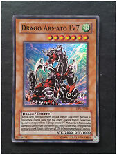DRAGO ARMATO LV7 - DP2-IT012  ITA - YGO YUGIOH YU-GI-OH [MF]