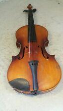 old Violin , needs refubishment / V