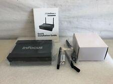 InFocus Liteshow III Wireless Projector Presentation Adapter INLITESHOW3