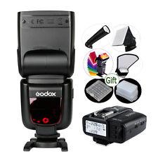 GODOX TT685N +X1T-N Flash Trigger Transmitter i-TTL 2.4G HSS Speedlite for Nikon