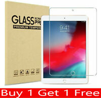 Tempered Glass Film Screen Protector For Apple iPad Air 1 2 11 Pro 10.9 6th Gen.