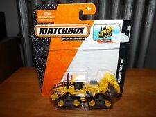 MATCHBOX, ON A MISSION, MBX ALL-TERRAIN TRACTOR, NIP, 2013