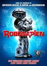 Robosapien [DVD] Z1a UK DVD