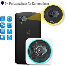 ✅ Camera Lens HD 0.2mm Gorilla Curb Safety Glass Foil For LG Google Nexus 5