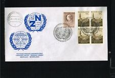 [NL289_12] 1970 - Netherlands ICJ stamps on cover 25 years United Nations Organi