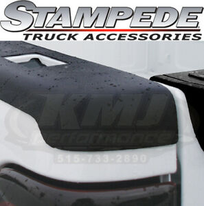 Stampede BRC0001H Bed Rail Caps 99-06 Chevy Silverado Sierra Long 96in w/ Holes