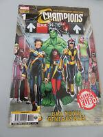Champions N°1 Una New Generation - PANINI COMICS Marvel - Italian - New