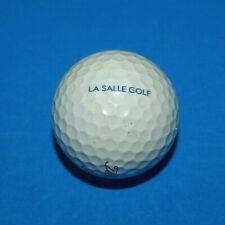 Vintage Lasalle Golf Titleist Golf Ball